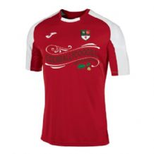 Donacloney FC Joma Essential S/S Shirt Red/White Adults 2019